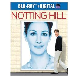 NOTTING HILL (BLU RAY W/DIGITAL COPY/ULTRAVIOLET) 25192010606
