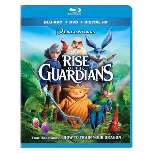 Rise of the guardians (blu-ray/dvd/dc/uv/2 disc combo) EXXEYLDN43T9WDCQ