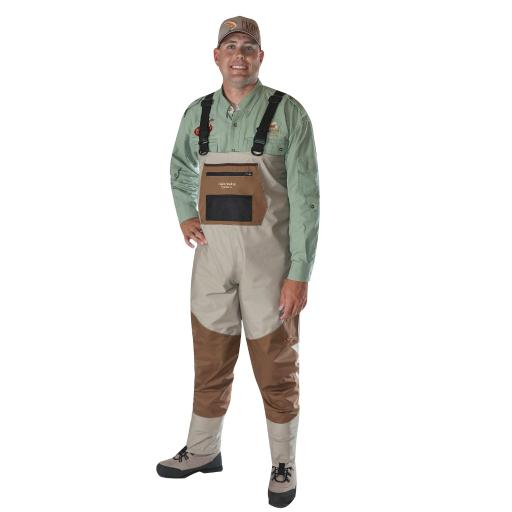 Caddis wading systems ca12901w-xxl caddis mens deluxe breathable stockingfoot waders – xxl