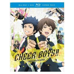Cheer boys-complete series (blu-ray/dvd combo/4 disc) BRFN01436