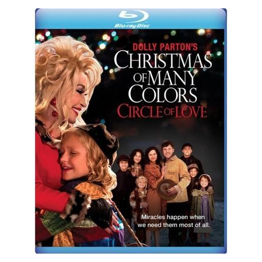 Mod-christmas of many colors (blu-ray/non-returnable/parton/nettles/2016) YHP6CKNKOGEIXY3P