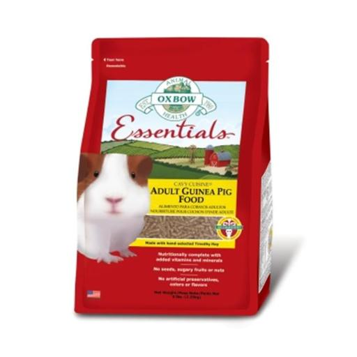 Animal Supply Company OX40290 Oxbow Animal Health Cavy Cuisine Adult Guinea Pig Fortified Small Animal Feeds