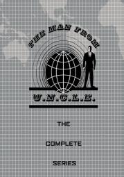 Man from u.n.c.l.e.-complete series (dvd/41 disc/re-pkgd) D454784D