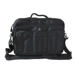 Leapers inc. pvc-p925b leapers inc. pvc-p925b 9-2-5 briefcase,16x4x12,1200d poly,blk PVC-P925B
