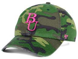"Belmont Bruins NCAA 47' Brand ""Fashion"" Clean Up Adjustable Hat"