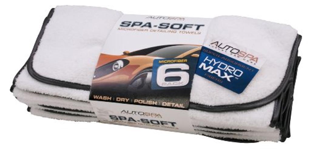 Carrand 45625As Autospa Spa-Soft Microfiber Towel