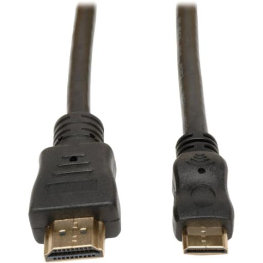 Tripp lite p571-003-mini 3ft hdmi to mini hdmi cable with ethernet digital video / audio adapter converte