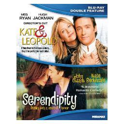 Kate & leopold/serendipity double feature (blu ray) (2discs/ws/eng/5.1dts) BR43051