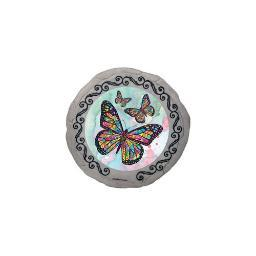 Spoontiques 13251 9 stepping stone  butterfly