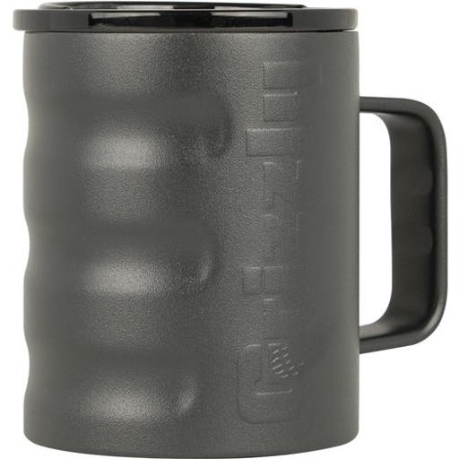 Grizzly coolers 450197 grizzly coolers grizzly gear camp cup 11oz charcoal w/hndle
