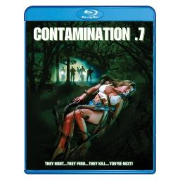 Contamination .7 (blu ray) (ws/1.78:1) BRSF17461