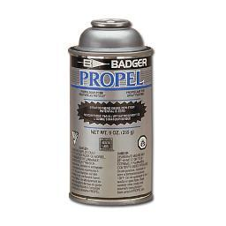 Badger Air-Brush 50002 Propel Compressed Air Can 9Oz