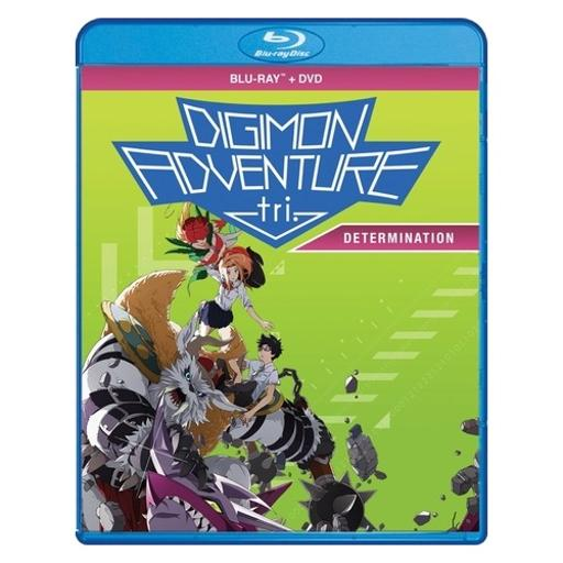 Digimon adventure tri-determination (blu ray/dvd w/digital) (1.78:1) MFUK7D7SMKMCPEFS