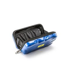 Crash Baggage Cb370-014 Hard Travel Accessories Case, Paint Blue - Small