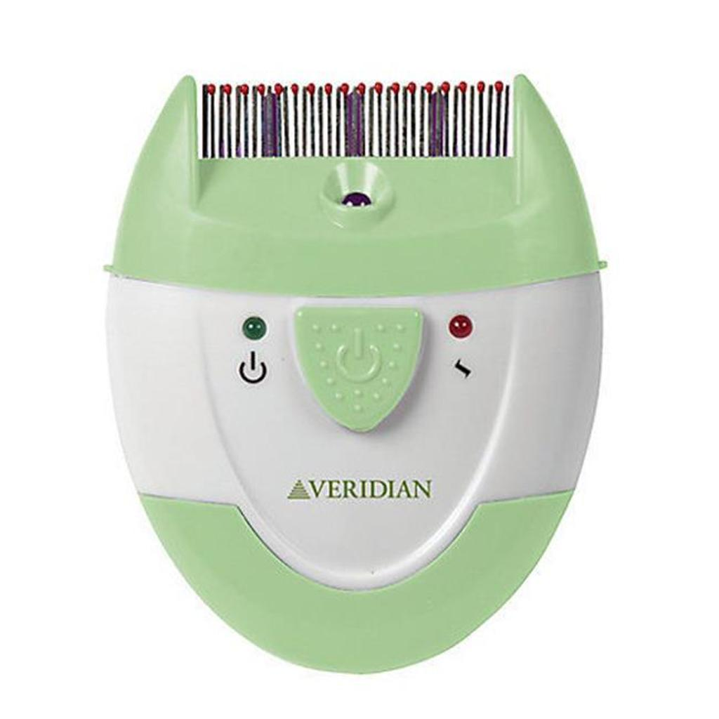 Veridian Healthcare 15001V Finito Electronic Lice Comb