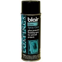 Blair Clear Acrylic Coating Aeorsol Spray 11.75oz-11.75oz