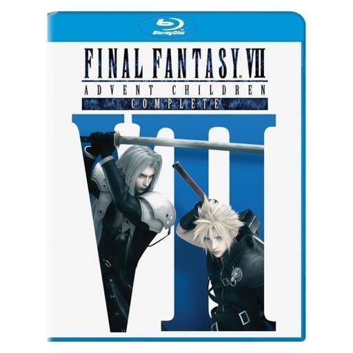 Final fantasy 7-advent children (blu ray w/ultraviolet) LAIQCBISR95GR5VL