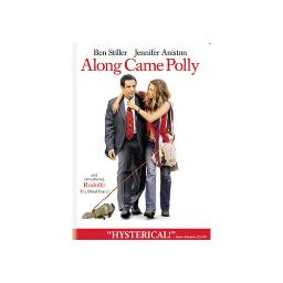 ALONG CAME POLLY (DVD) (WS/DOL DIG 5.1 SYR.DTS 5.1 SUR/ENG/SPAN & FRENCH) 25192384325