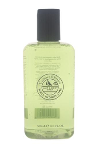 West Indian Lime Hair & Body Wash Crabtree & Evelyn 10.1 oz 3AB2884CEB83A49