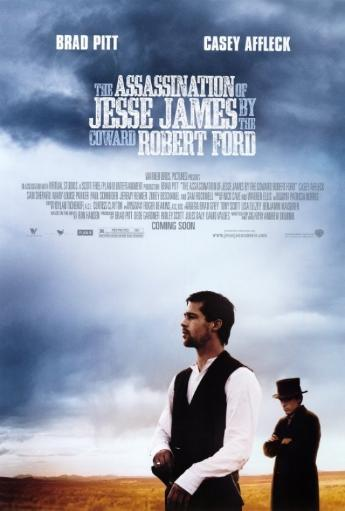 The Assassination of Jesse James by the Coward Robert Ford Movie Poster Print (27 x 40) P0PCBZLQUDRFWLQO