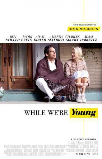 While We're Young Movie Poster (11 x 17) TICLYFYFPF1V0PSA