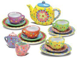 Mini Tea Set Paint Kit- 1121