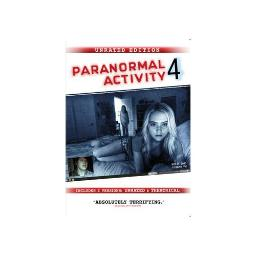 PARANORMAL ACTIVITY 4 (DVD/UNRATED DIRECTORS CUT/RATED & UNRATED VERSION) 97363581345