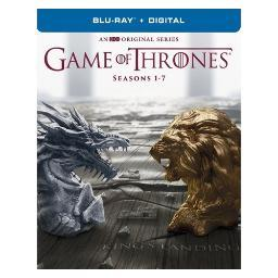 Game of thrones-complete seasons 1-7 (blu-ray/7pk/30 disc) BR697758