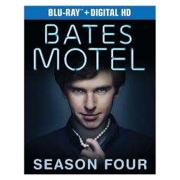 Bates motel-season four (blu ray w/digital hd) BR61179131