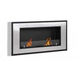 Ignis WMF-023 Bellezza Recessed Ventless Ethanol Fireplace