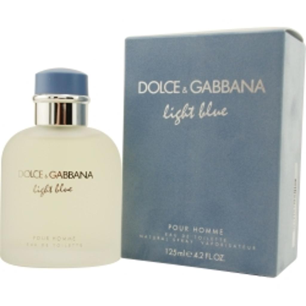 D & G Light Blue By Dolce & Gabbana , Body Spray 4.2 Oz