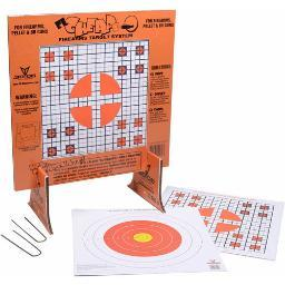 30-06 Outdoors C01 30-06 Outdoors Paper Target El Cheapo Sight-in W/stand 40ct