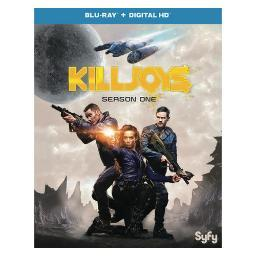 Killjoys-season one (blu ray w/digital hd) (2discs) BR61177065
