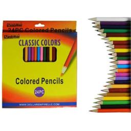 DDI 2274681 Colored Pencils Case of 12