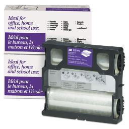"""Refill For Ls950 Heat-Free Laminating Machines 5.6 Mil 8.5"""" X 100 Ft Gloss Clear   Total Quantity: 1"""