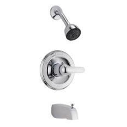 Classic Tract-Pack Tub and Shower Trim Kit