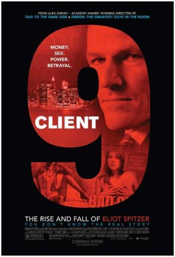 Client 9: The Rise and Fall of Eliot Spitzer Movie Poster Print (27 x 40) FDXVTS9TOHWIWUJP
