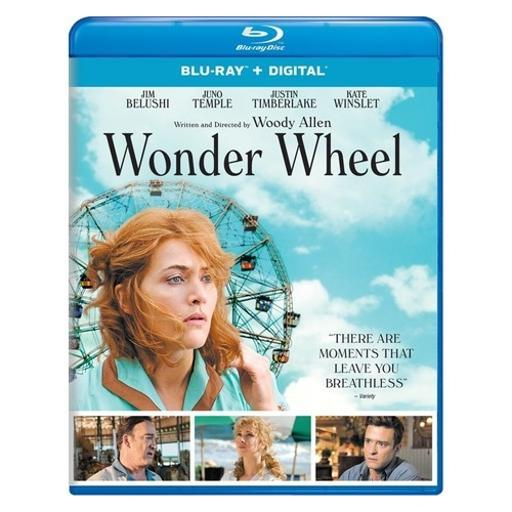 Wonder wheel (blu ray/w/digital) IHTWIMIW04RQWLKN