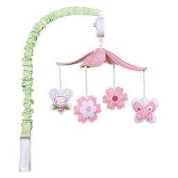 Trend Lab 102365 Floral Musical Mobile