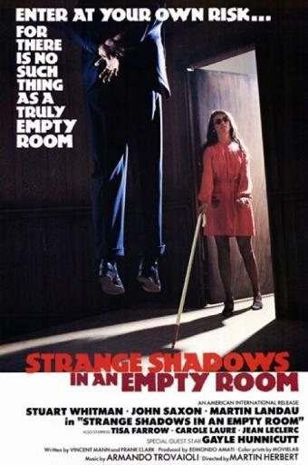 Strange Shadows in an Empty Room Movie Poster (11 x 17) 895785