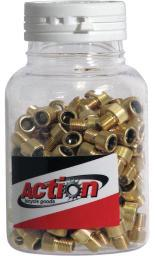 Action Brass Bulk-Tub Of 150Pc Valve Adapter