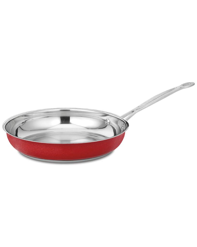Cuisinart Chef's Classic Stainless 10in Skillet