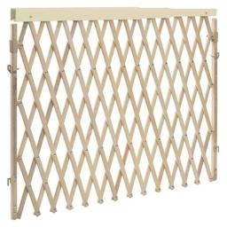 Evenflo G1602100 Expansion Swing™ Gate, Clear Wood