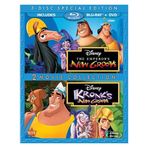 Emperors new groove/kronks new groove 2-movie coll (blu-ray/dvd-2/ws) 8PSXTU5HBWTGOS8O