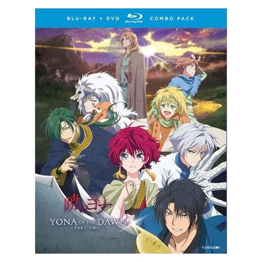 Yona of the dawn-part two (blu-ray/dvd combo/4 disc) 1305048
