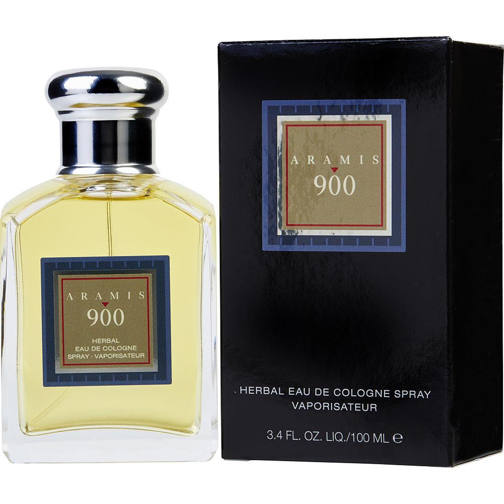 ARAMIS 900 by Aramis EAU DE COLOGNE SPRAY 3.4 OZ (NEW PACKING) 100% Authentic