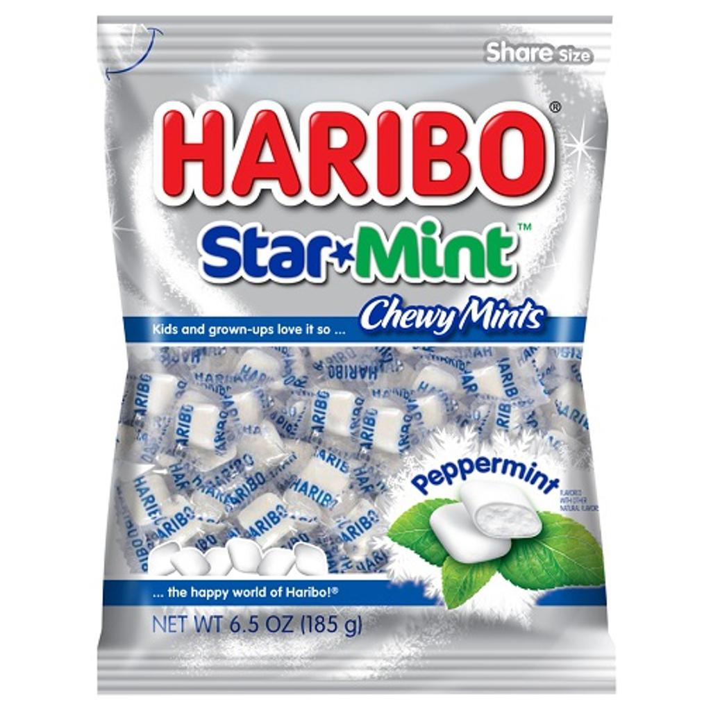 Haribo Star Mint Candy