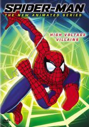 Spiderman v02-animated series-high voltage villians (dvd/ws 1.78 a/dd 5.1) D05460D