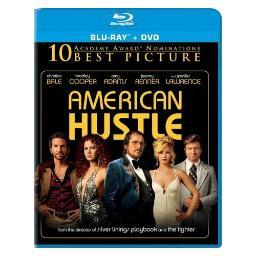 American hustle (blu-ray/dvd combo/ultraviolet/2 disc) BR42853