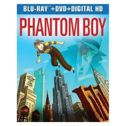 Phantom boy (blu ray/dvd w/digital hd) BR44181686